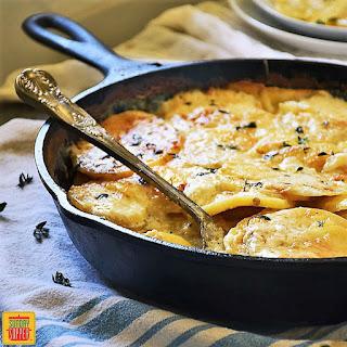 Gluten Free Potatoes Au Gratin Recipe