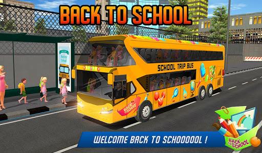 School Bus Driver Simulator 2018: City Fun Drive 1.0.2 screenshots 13