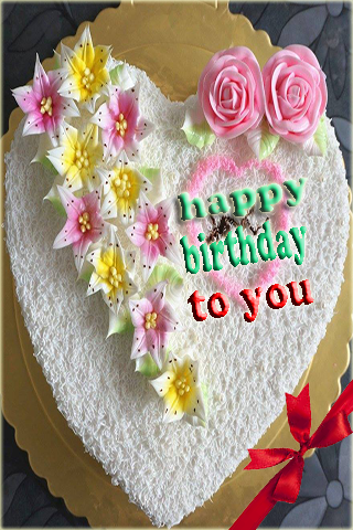 Birthday Cakes Greeting Cards Screenshot 9