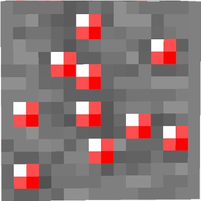 How do you mine Ruby's in minecraft pe - answers.com