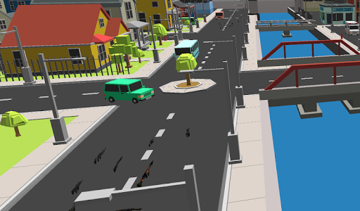 Pixel Combat: Battle Royale APK MOD – ressources Illimitées (Astuce) screenshots hack proof 2