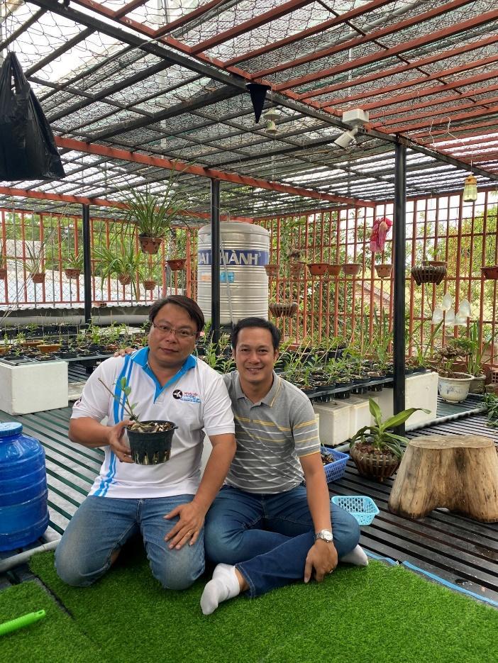 Đam mê sưu tầm lan var của giám đốc tài năng Nguyễn Nam Tuấn - Ảnh 5