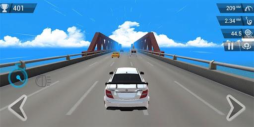 Télécharger Unreal Highway Racing mod apk screenshots 3