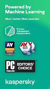 Kaspersky Mobile Antivirus AppLock Web Security [Mod] 8