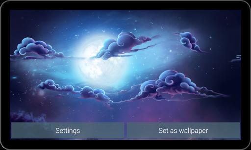 Starlight Live Wallpaper Free screenshot 9