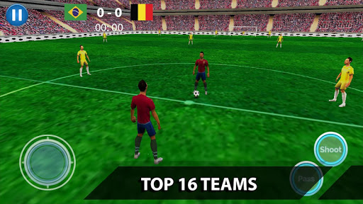 World Soccer League 2019 : Best Football Games 3.9 screenshots 2