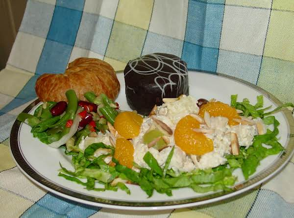 Pam's Mom's Best Ever Chicken Salad