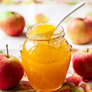 Honey Apple Juice Jelly