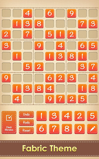 Sudoku Numbers Puzzle  screenshots 20