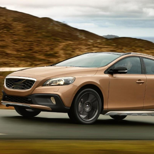 Wallpapers Volvo V40