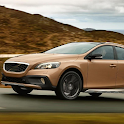Wallpapers Volvo V40 icon