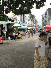 Photo: Year 2 Day 60 - Another Street in Yangon