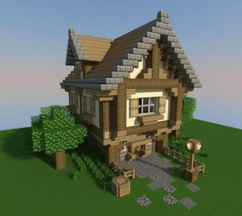 House Ideas For Minecraft Android Apps On Google Play