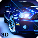 Muscle Car Racing 3D icon