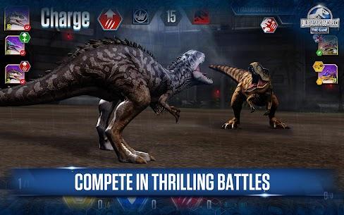 Jurassic World: The Game Mod Apk 1.40.11 2