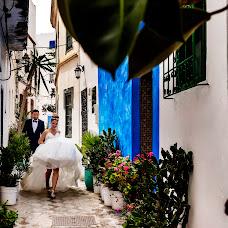 Wedding photographer Jose Pegalajar (hellomundo). Photo of 15.08.2018