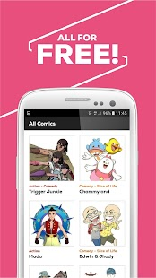 CIAYO Comics - Free Webtoon Comics- screenshot thumbnail