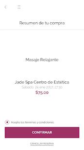 Jade Spa Centro de Estética for PC-Windows 7,8,10 and Mac apk screenshot 4