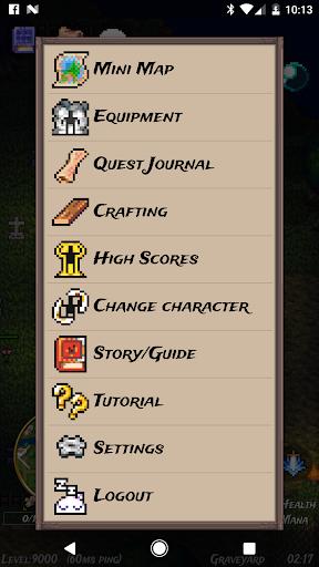 WinterSun MMORPG (Retro 2D) screenshots 6