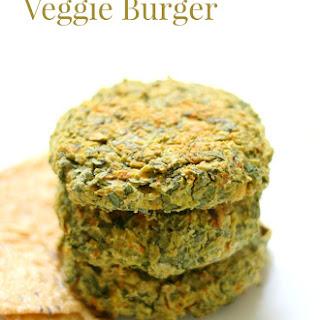 The Incredible Veggie Burger