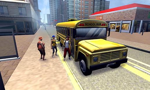 Schoolbus-Simulator-2016 2