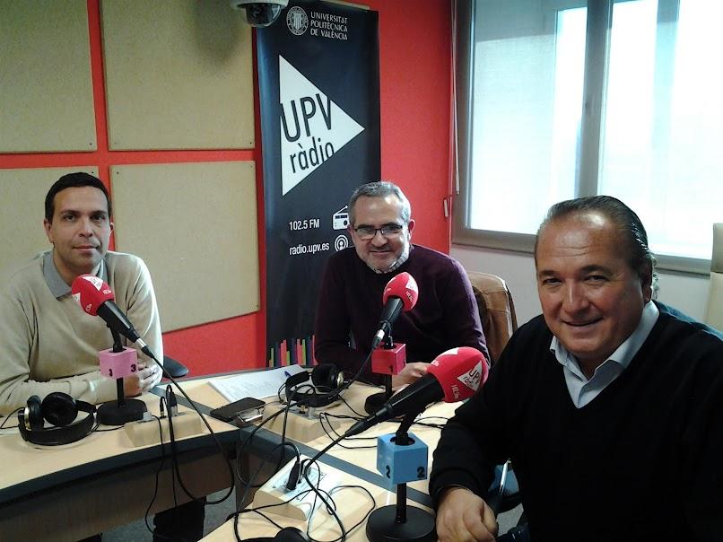 Hablemos de Fallas en UPV-RADIO. Programa nº 68. Marcos Soriano, Presidente de Duque de Gaeta.