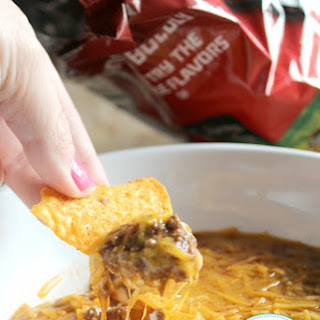 Cincinnati Skyline Chili Dip