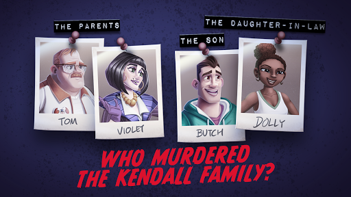 Mystery Manor Murders apktreat screenshots 1