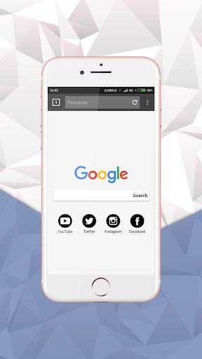 x Browser - Pro Super Fast 3.0 screenshots 1