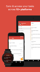 Todoist: To-Do List, Tasks & Reminders APK screenshot thumbnail 1