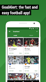 GoalAlert Football Live Scores Fixtures Results Apk Download Free for PC, smart TV