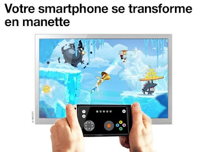 Manette TV d'Orange – Vignette de la capture d'écran