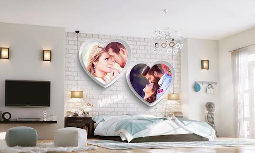 Bedroom Dual Photo Frame - náhled