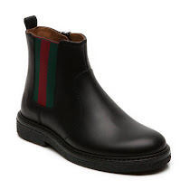 Gucci Zip Leather Boot BOOT