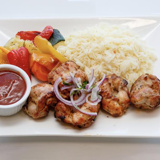 Chicken Shashlik Meal