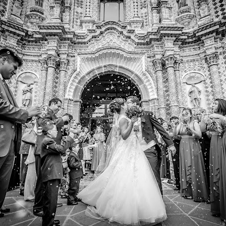 Wedding photographer Paulina Aramburo (aramburo). Photo of 08.06.2017