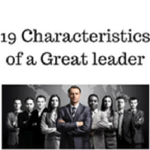characteristics of a leader Leader characteristics charismatic leadership is one of four subdivisions of the larger concept of transformational leadership (bass, 1990) charismatic leaders are self-confident, dominant, purposeful, articulate, influential, idealistic, and expressive.