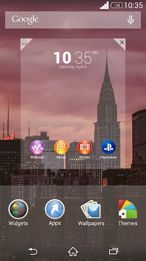 無料个人化Appのテーマ Dark City|記事Game