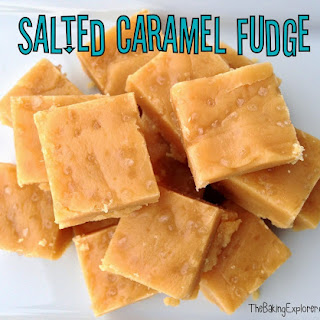 Salted Caramel Fudge Recipes
