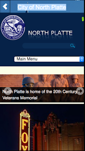 City of North Platte- screenshot thumbnail
