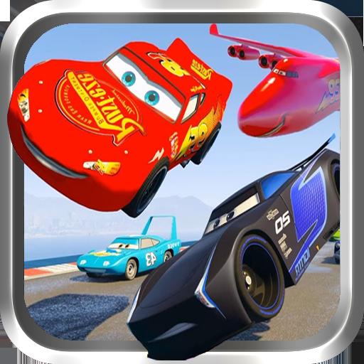 McQueen Vs Jackson Racing