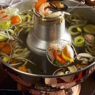 Mongolian Hot Pot.