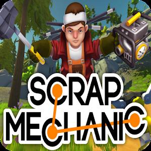 App Scrap Mechanic APK for Windows Phone
