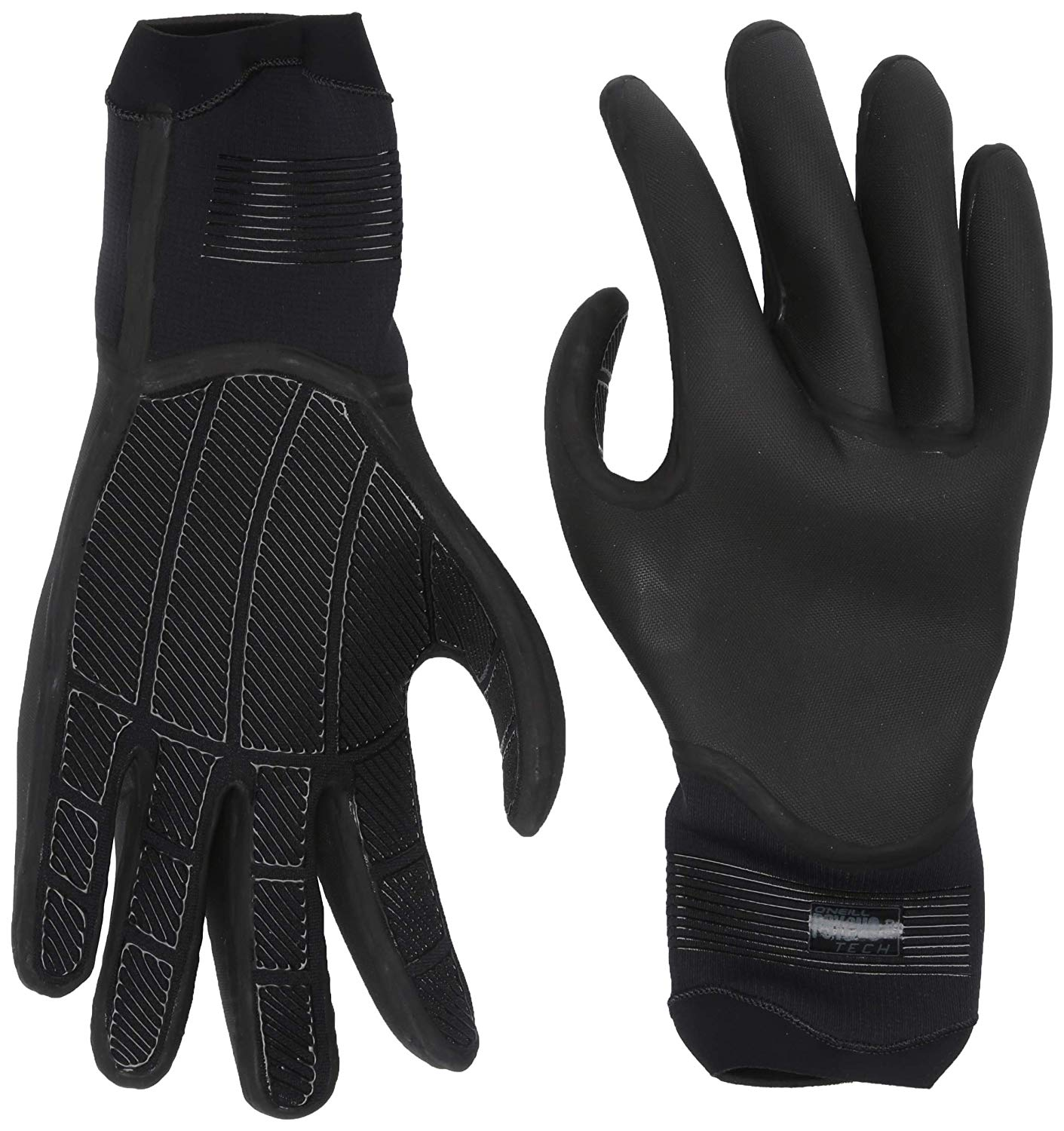 A top-rated, and quite affordable pair of wetsuit gloves, as found on Amazon.