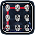 Skull Pattern Lock Screen file APK for Gaming PC/PS3/PS4 Smart TV