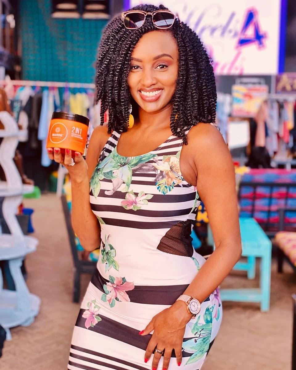 Michelle Ntalami: How I built a haircare business that reaches 12 ...