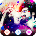 Romantic Effect Photo Video Maker icon