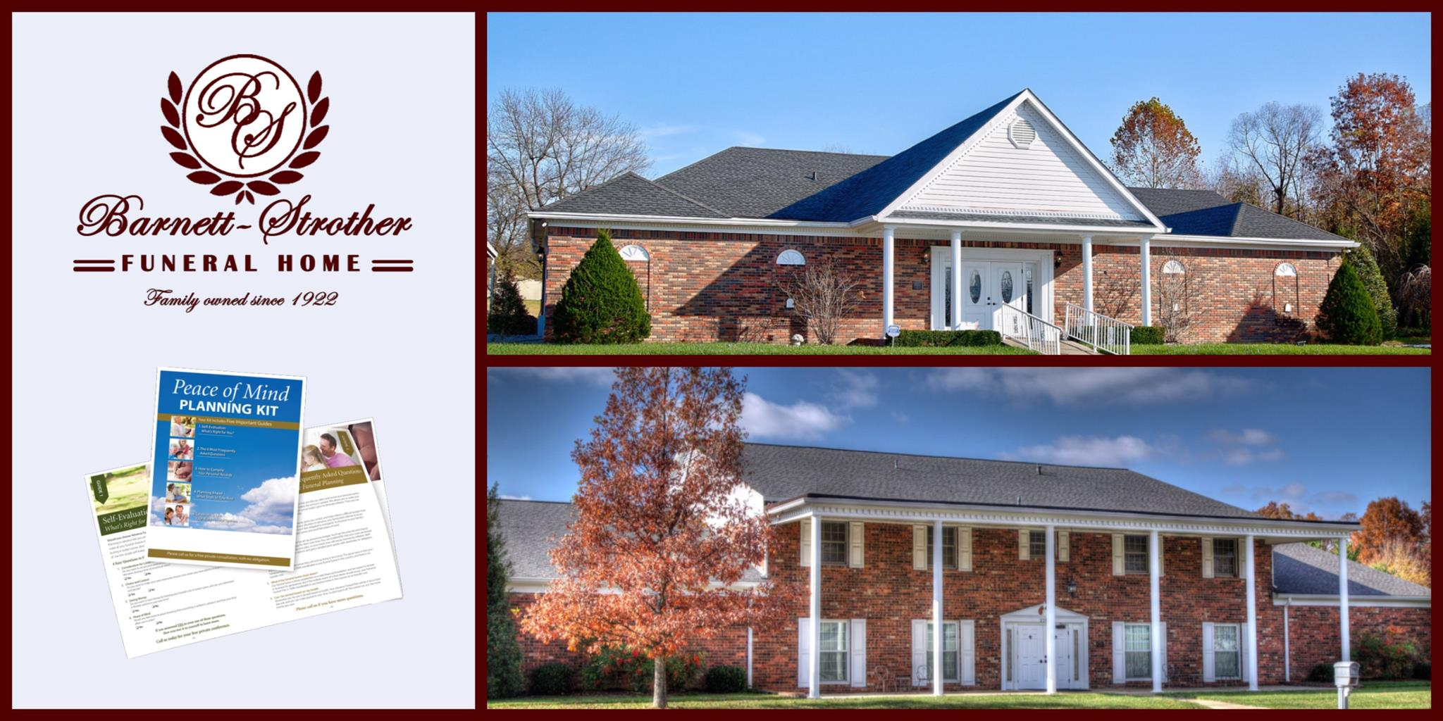 Plan Ahead With Barnett Strother Funeral Home
