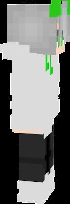 moldyfrogjuice's final custom design for himself. (alex model)