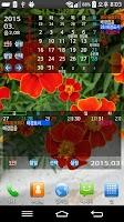 Screenshot of 하나캘린더L(음력,달력,위젯,일정,메모,기념일,보조등)